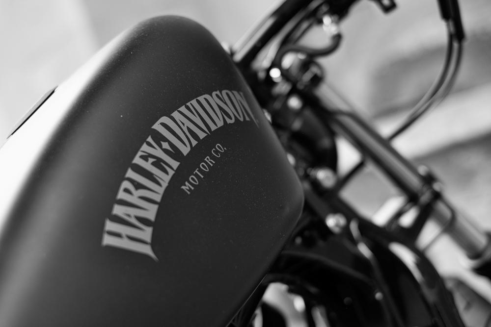 Marco Rüegger - Harley